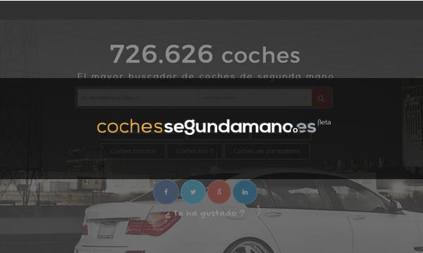 Cochessegundamano.es - Buscador de las mejores ofertas de coches de segunda mano
